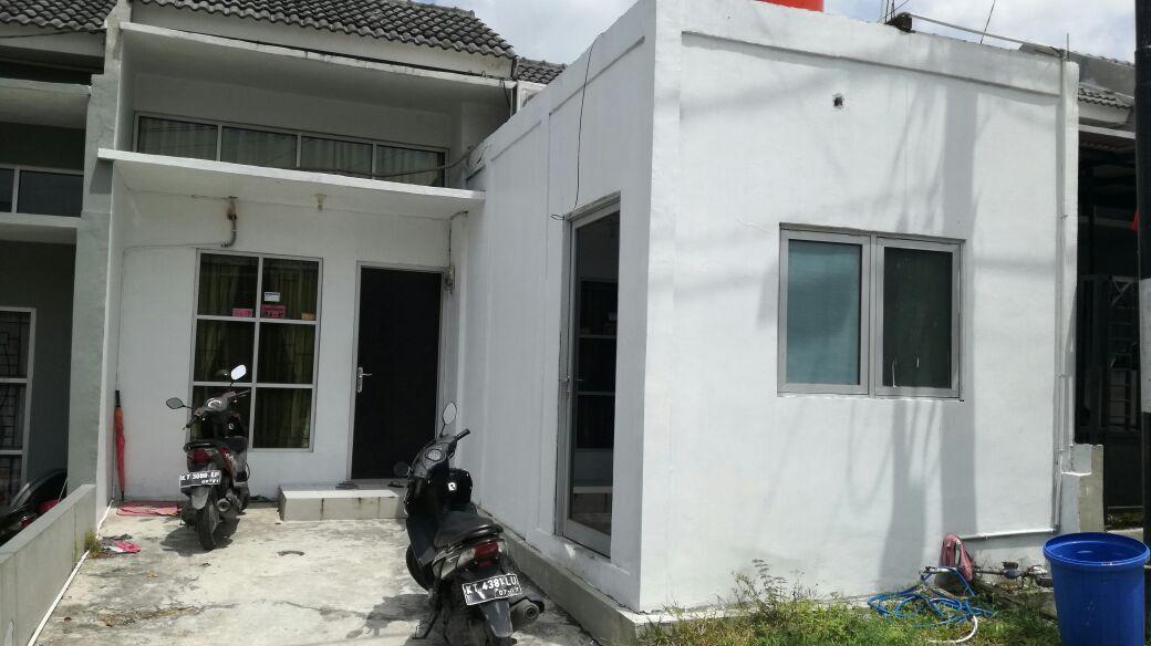 Rumah dijual 450jt/nego di Balikpapan Regency Cluster ...